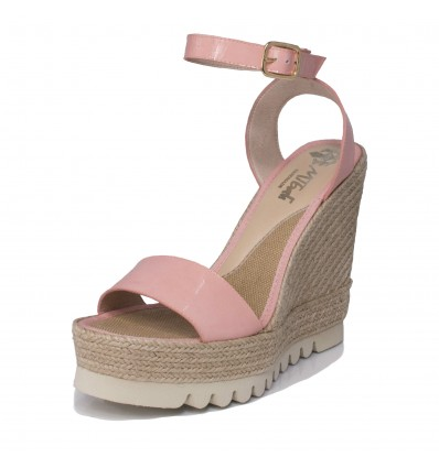 Espadrille Wedge Sandals Woman - Model Santa Rosa